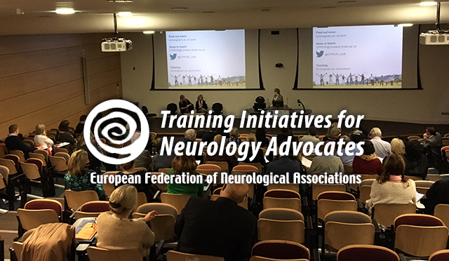 TRAINING INITIATIVES FOR NEUROLOGY ADVOCATES