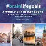 #BrainLifeGoals World Brain Day Events to take place in four European cities
