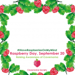 The first Raspberry Day for Cavernoma to be held this month