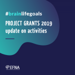 Outcomes of the 2019 – 2020 #BrainLifeGoals Projects