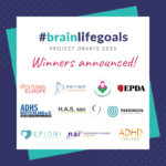 Winners of EFNA's #BrainLifeGoals Project Grants announced!