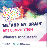 'Me and My Brain' – Art Competition winners announced!