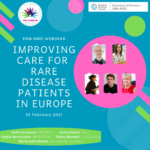 ERN-RND webinar: 'Improving care for rare disease patients in Europe'