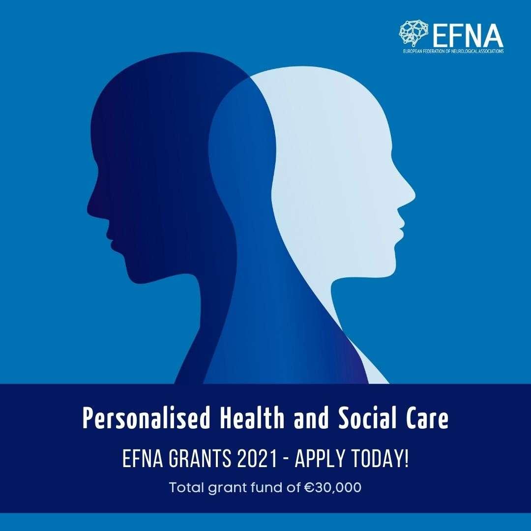 EFNA Grants 2021